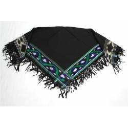 Antiguo pañueld de seda