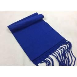 Faja de algodón azul
