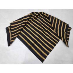 Antiguo pañuelo de seda