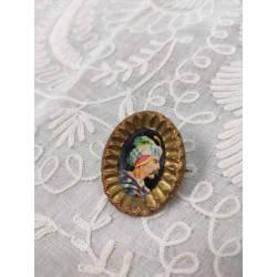 Antiguo broche para pañuelo...