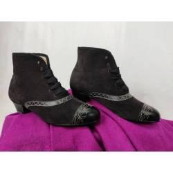 Zapatos abotinados, copia...