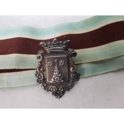BROCHE ANTIGUO DE PLATA