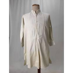 Antigua camisa de algodón...