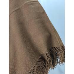 Antiguo mantón de lana,...