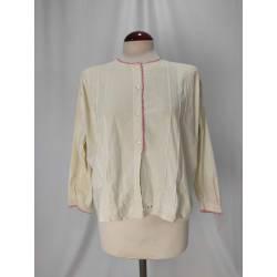 Camisa antigua de algodón