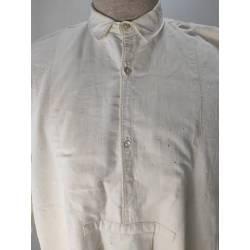 Antigua camisa de cáñamo,...