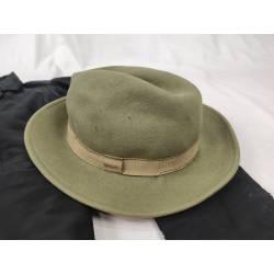 Antiguo sombrero de paño fino