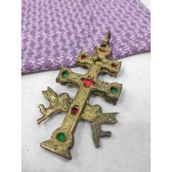 Antigua cruz de Caravaca....