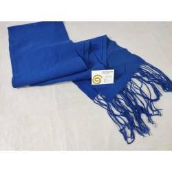 Antigua faja azul de estambre