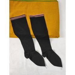Antiguas medias negras