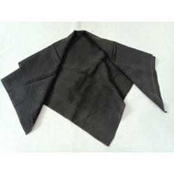 Antiguo pañuelo negro de...
