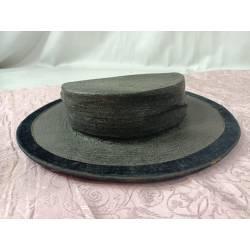 Antiguo sombrero de paja,...