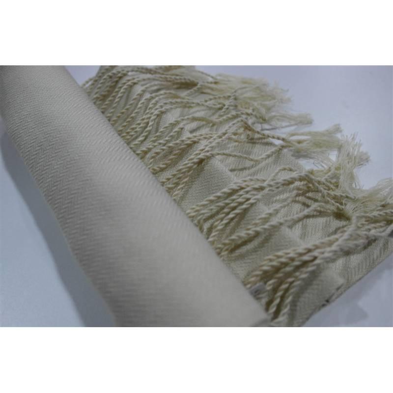 Faja de algodón tranzada a mano