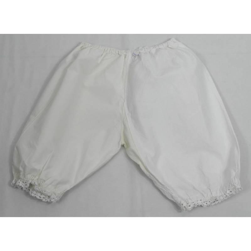 Calzones de niña, en algodón